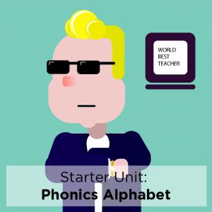 [Study Phonics] Starter Unit: Phonics Alphabet
