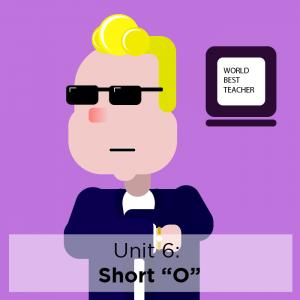 """[Study Phonics] Unit 6: Short """"O"""""""