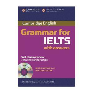 Audio Cambridge Grammar for IELTS
