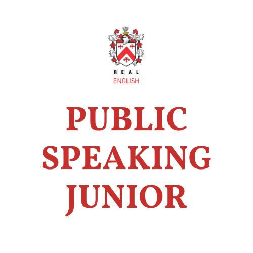 Public Speaking Junior