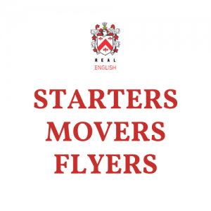 STARTERS-MOVERS-FLYERS